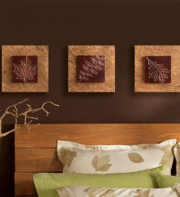 carved acacia panels
